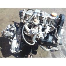 Контрактный двигатель C18NZ Opel Astra-F , Vectra-A